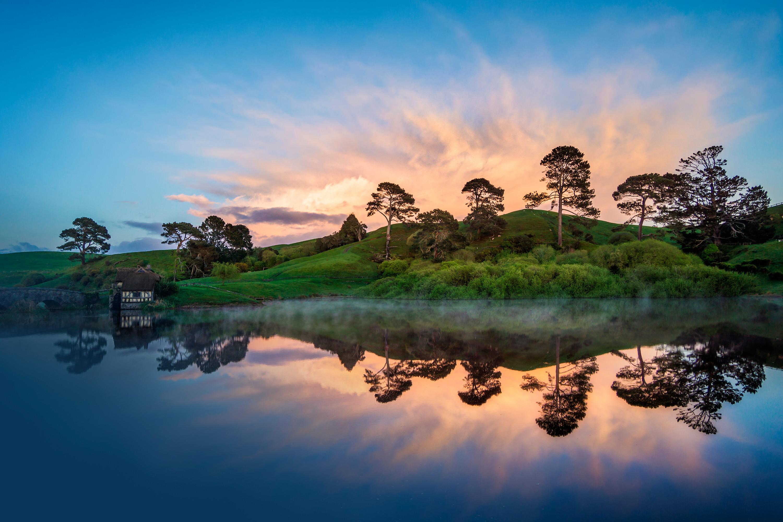 Hobbiton New Zealand HD Wallpaper. Download 3000 × 2000 …