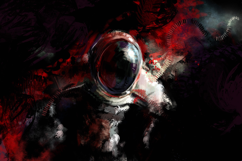 Sci Fi – Astronaut Artistic Sci Fi Wallpaper
