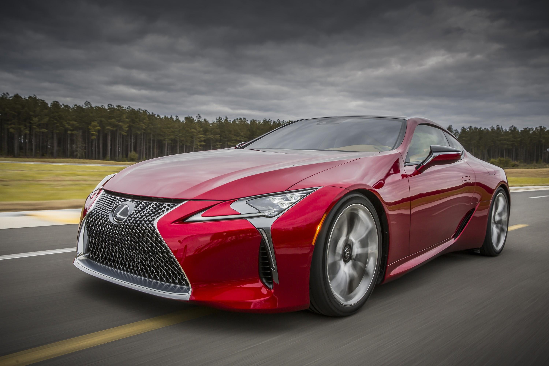 Lexus LFLC Concept High Resolution Wallpapers 3000×2000