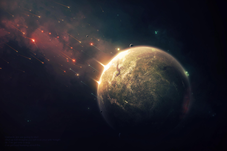 Sci Fi – Planet Wallpaper