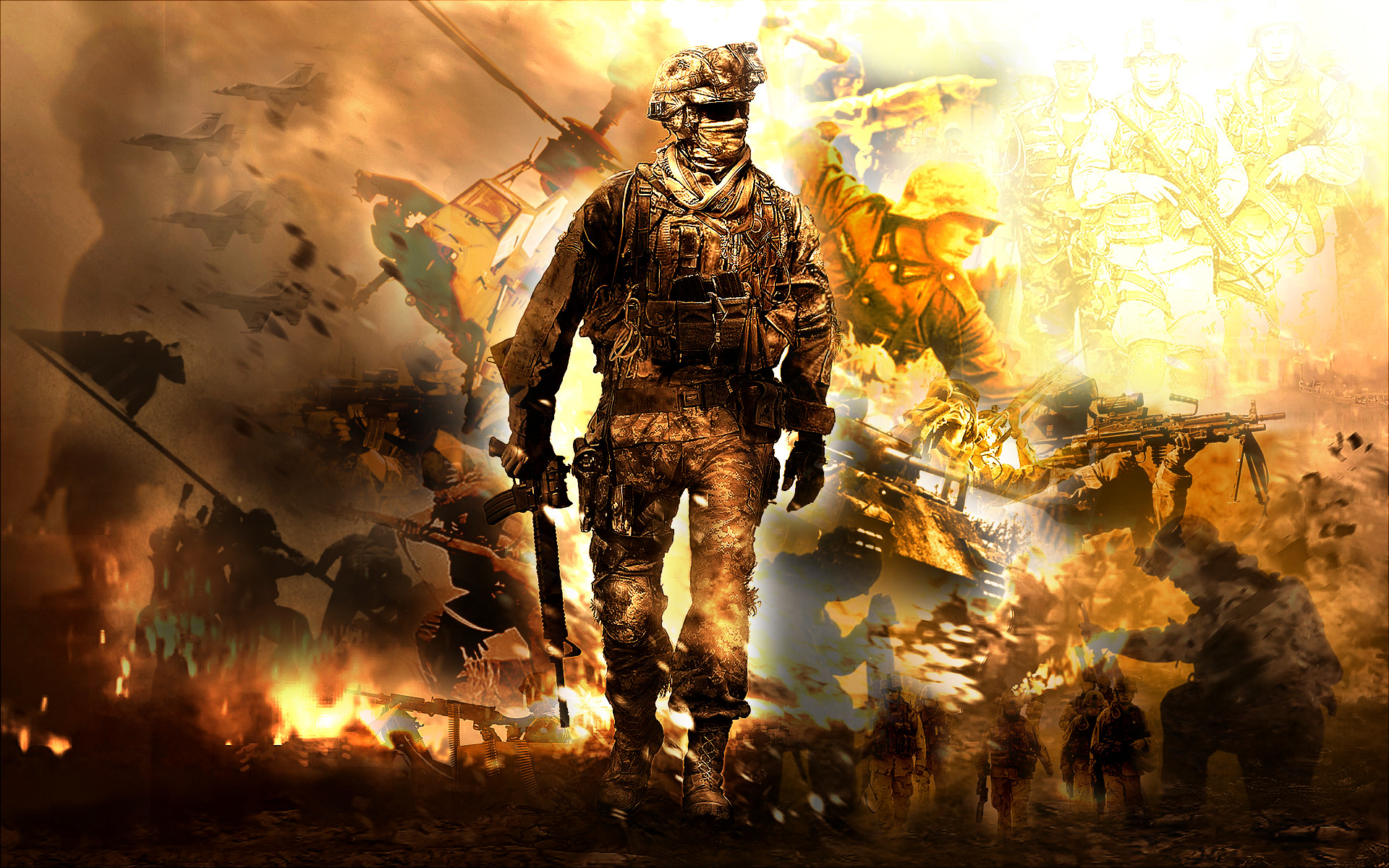 Badass Military Backgrounds Some sort of really bad ass
