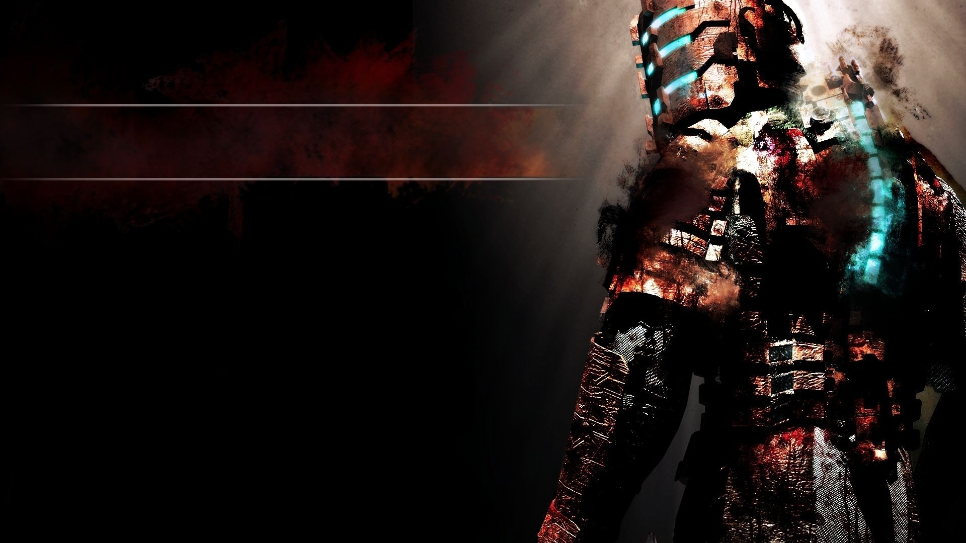 gore dead space badass game HD Wallpaper Space amp Planets 962271