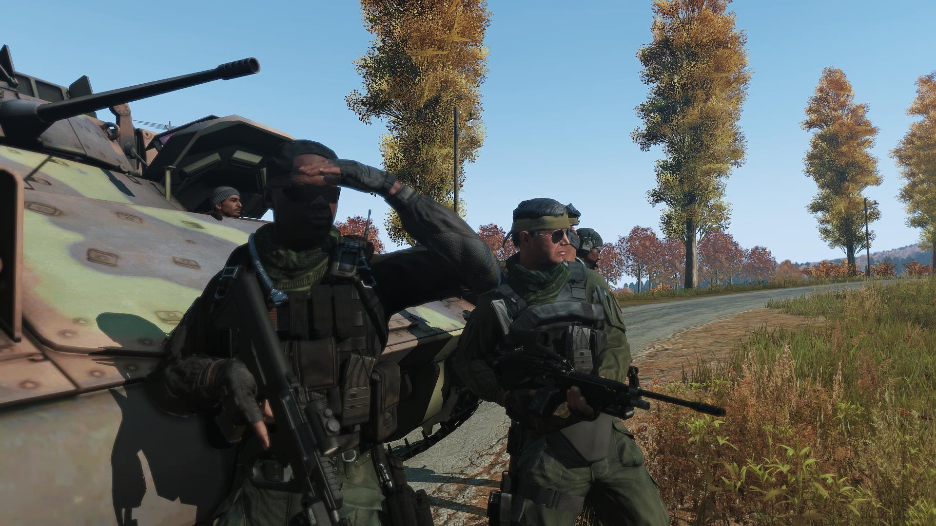 ArmA 3 Badass Squad Wallpapers