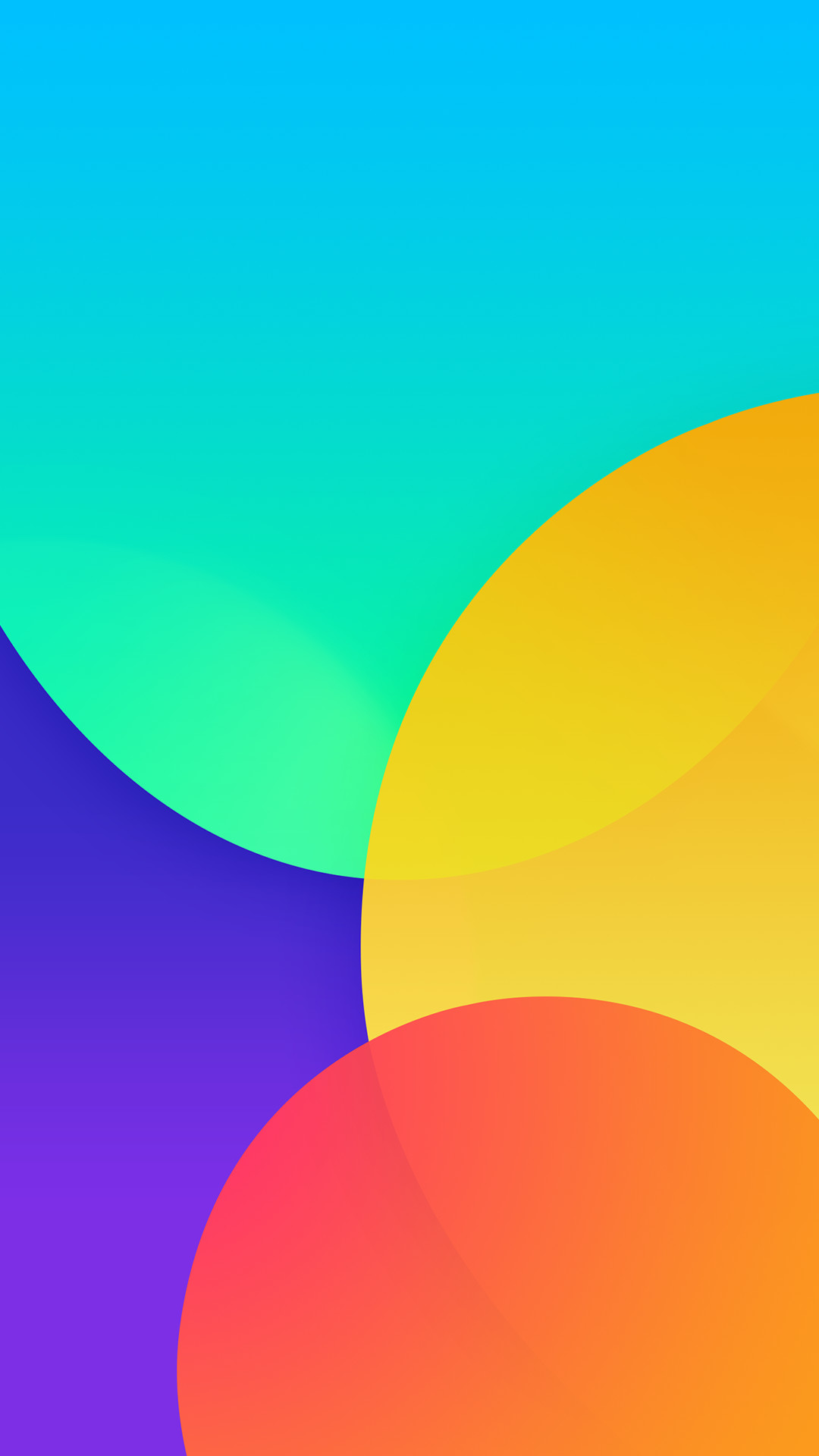 MEIZU M1 Note Stock Wallpapers
