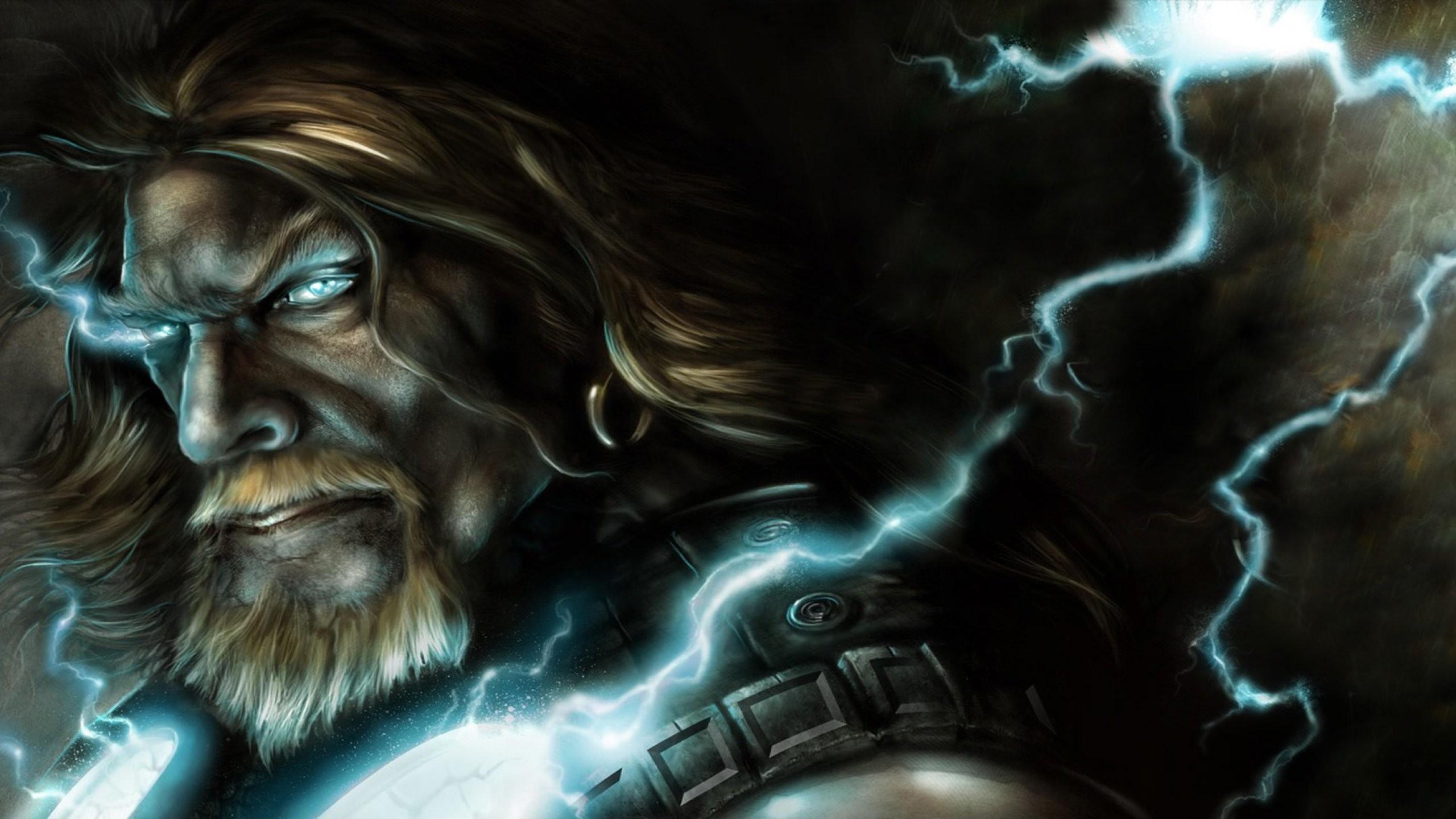 Thunder God Zeus