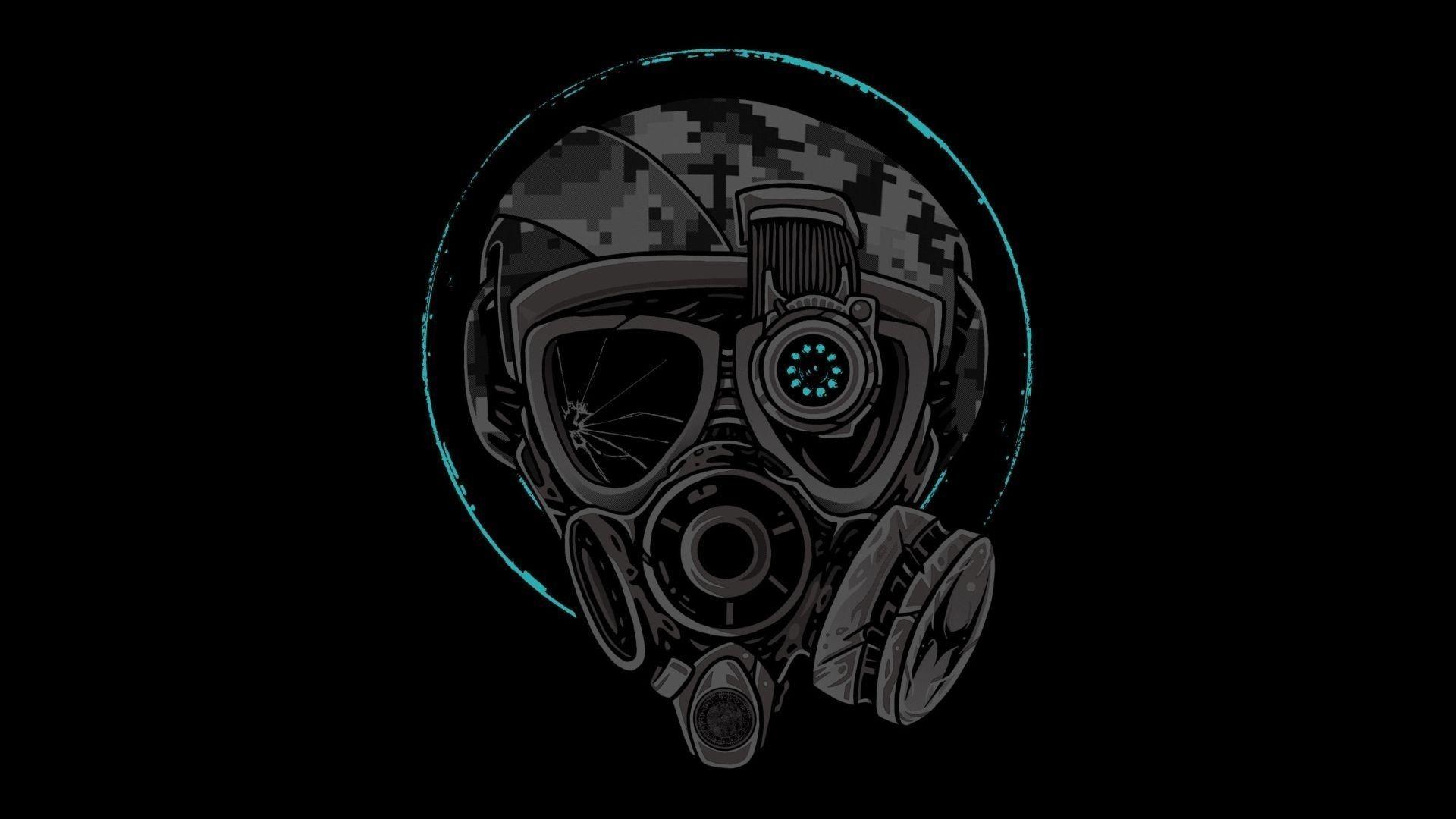 Gas GFX artwork Zeus wallpaper