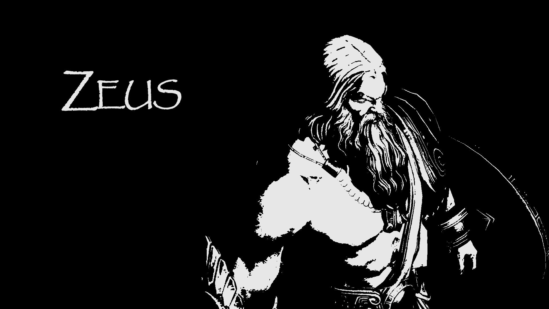 Zeus Wallpaper by AAnubis96 Zeus Wallpaper by AAnubis96