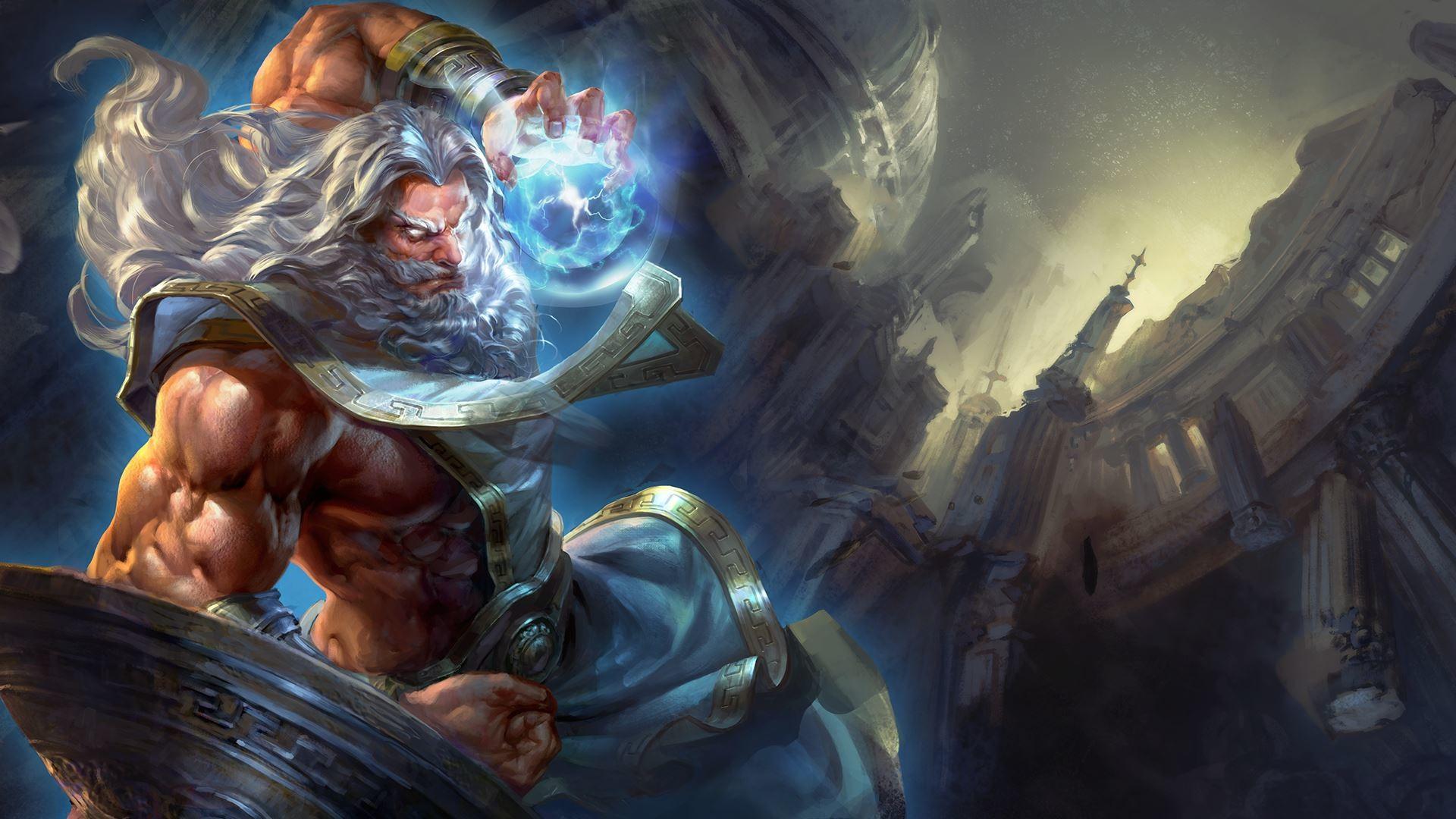 Zeus Strategy for Arena
