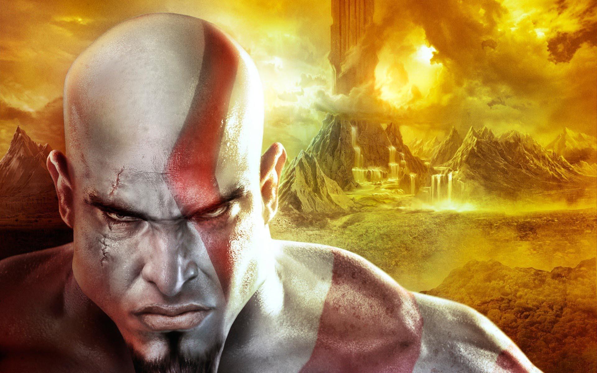 Zeus Wallpaper God Of War HD Images New 1920×1200 Kratos God Of War  Wallpapers