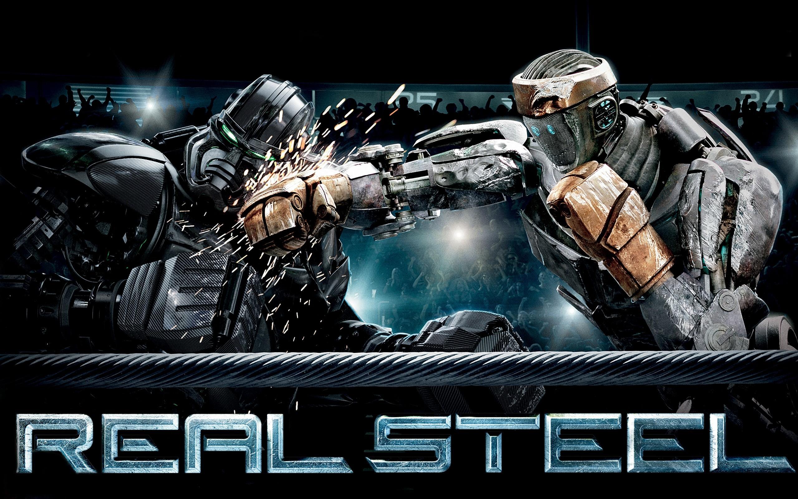 HD Wallpaper   Background ID:241454. Movie Real Steel