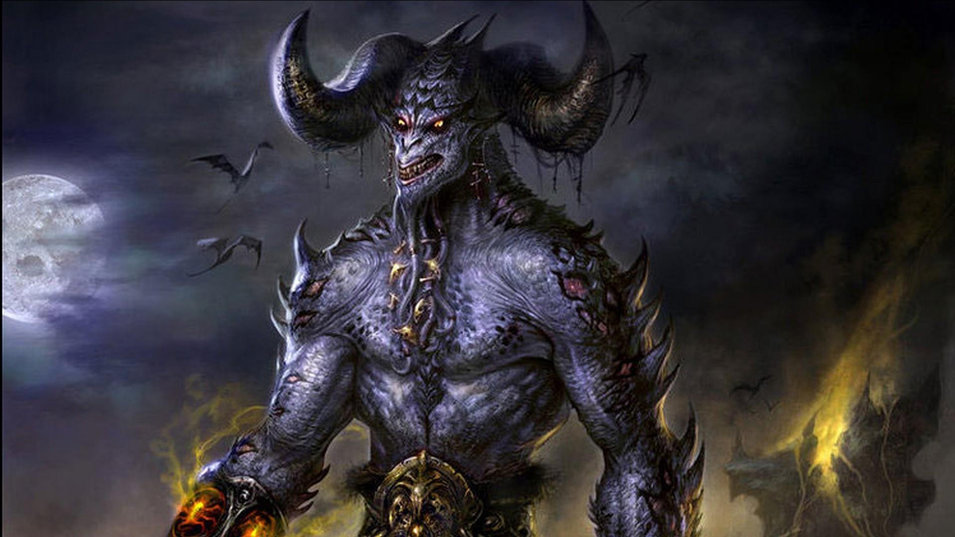 free Dark-Demon wallpaper, resolution : 1920 x tags: Dark, Demon.