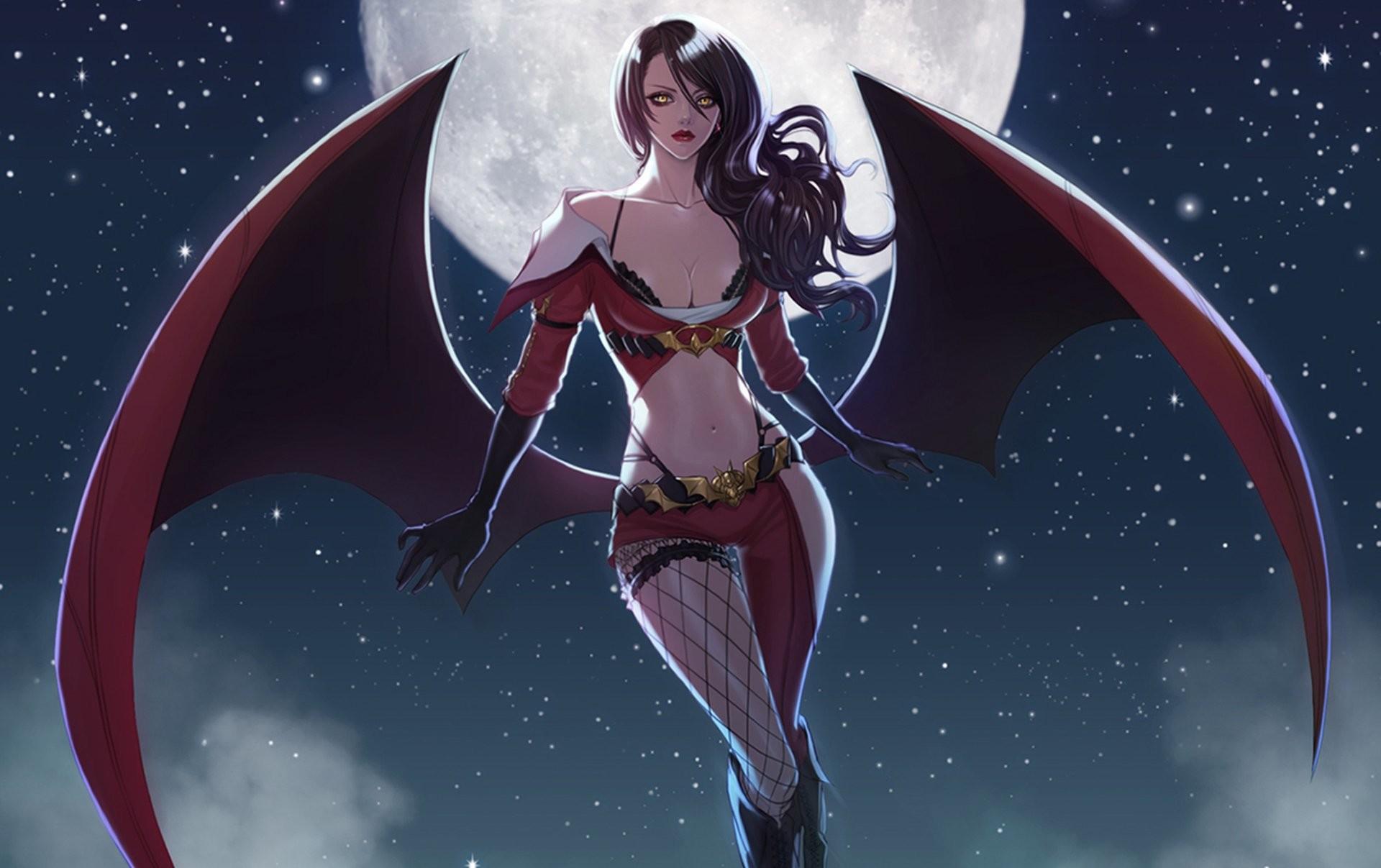 Fantasy – Demon Wallpaper