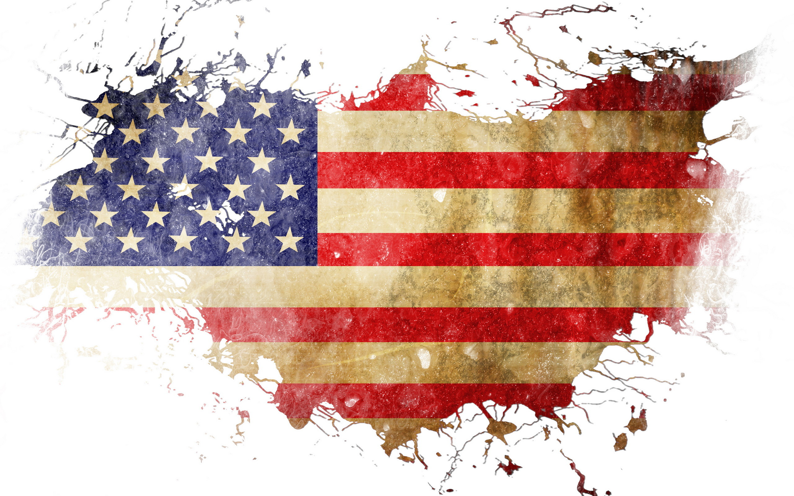Flag of United States of America Computer Wallpapers .