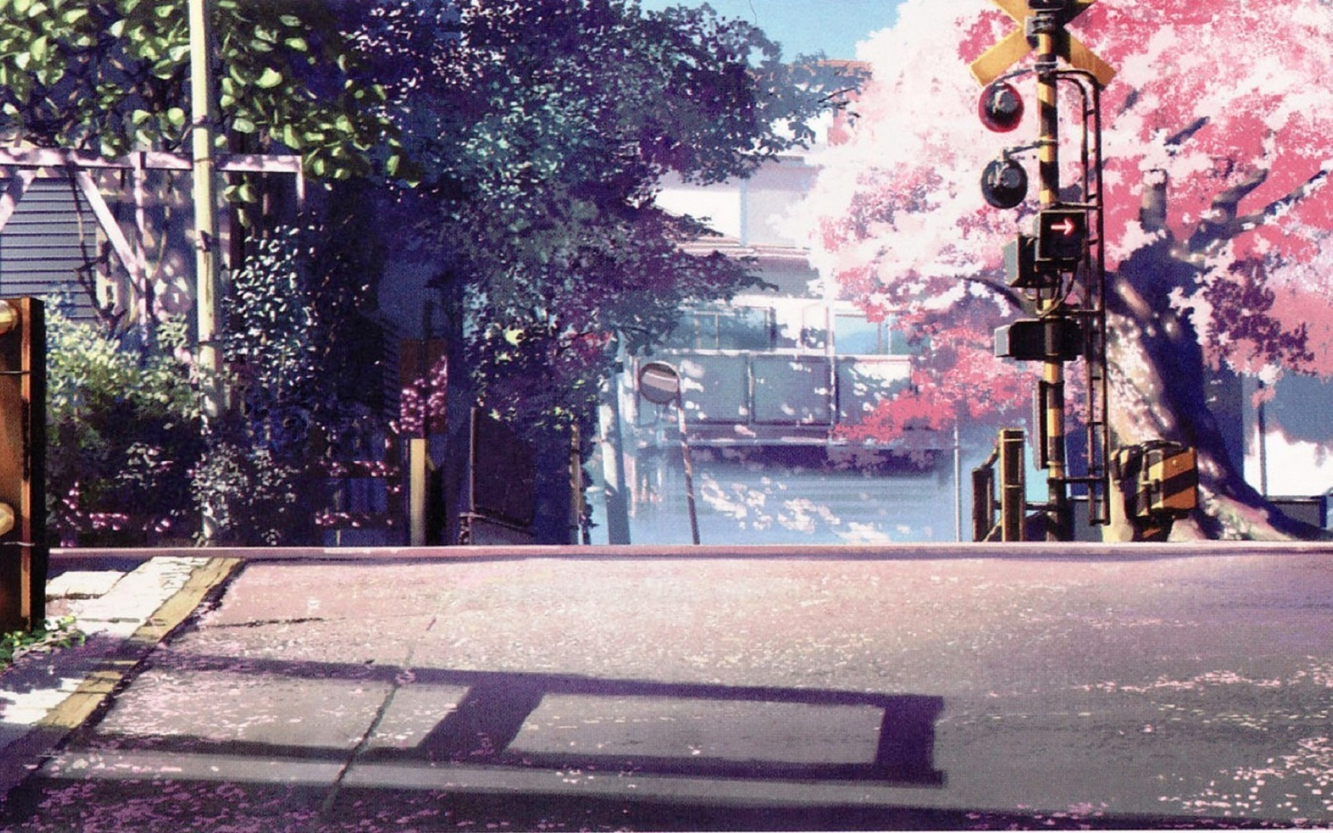 Anime Scenery Digital Wallpapers Attachment 2681 – HD Wallpaper Site
