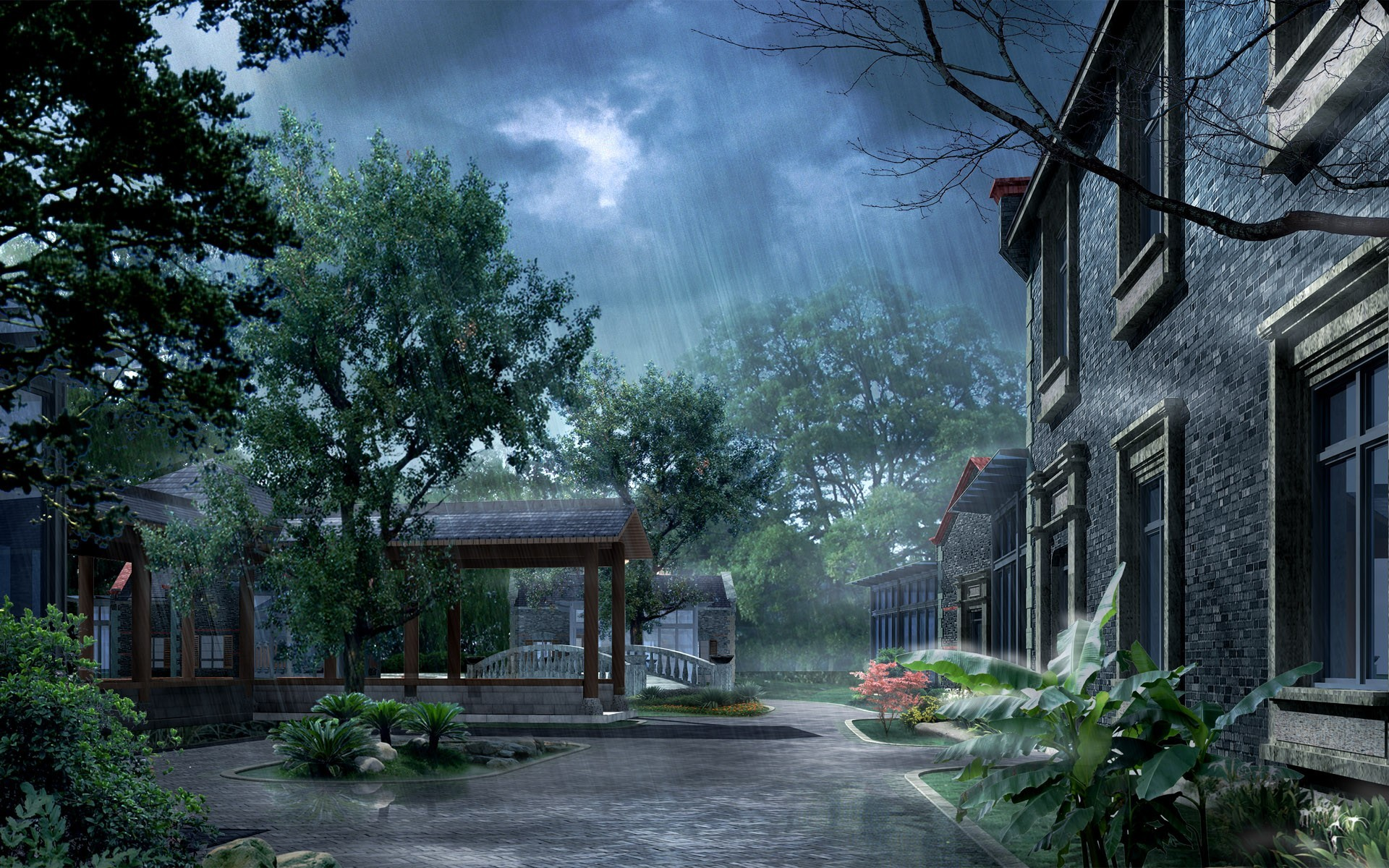 Explore Rain Pictures, Wallpaper Backgrounds, and more!