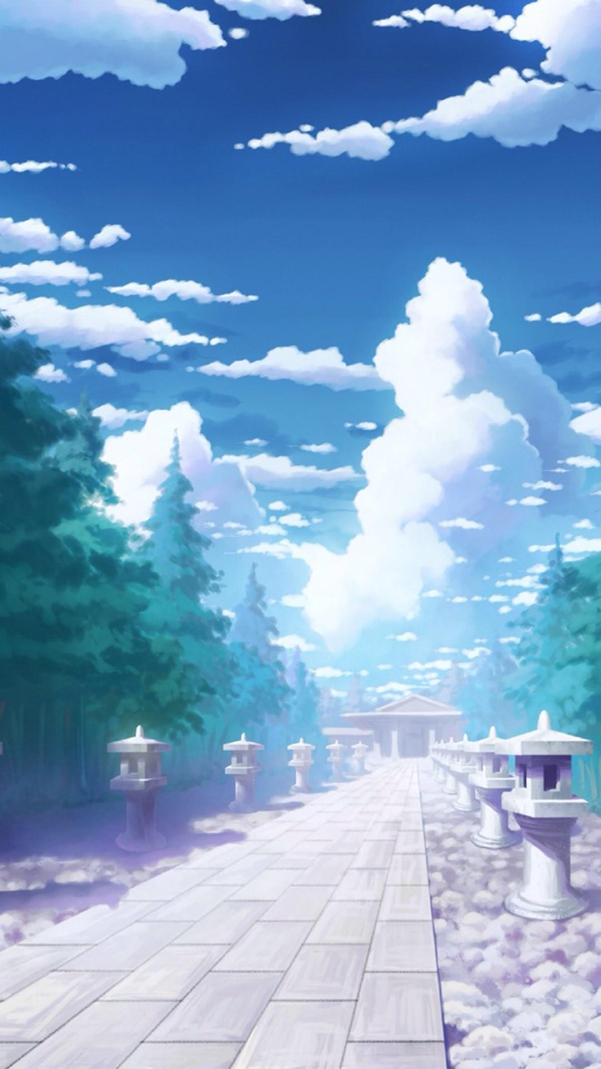 Master Anime Ecchi Picture Wallpapers City Anime Wallpapers Imagen Scenery  Original Art Ciudad Montain City Ocean