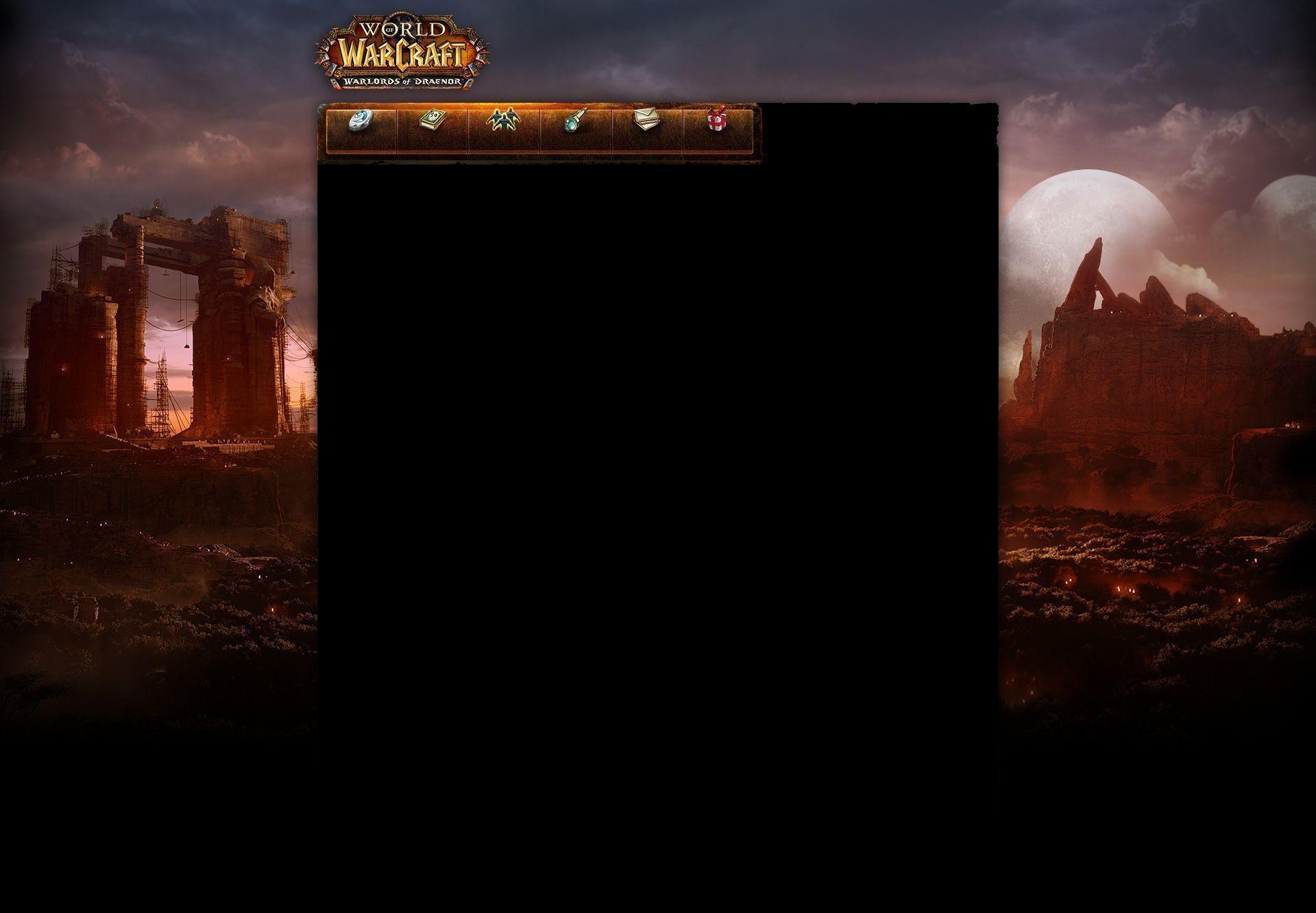 Official website background – Forums – World of Warcraft