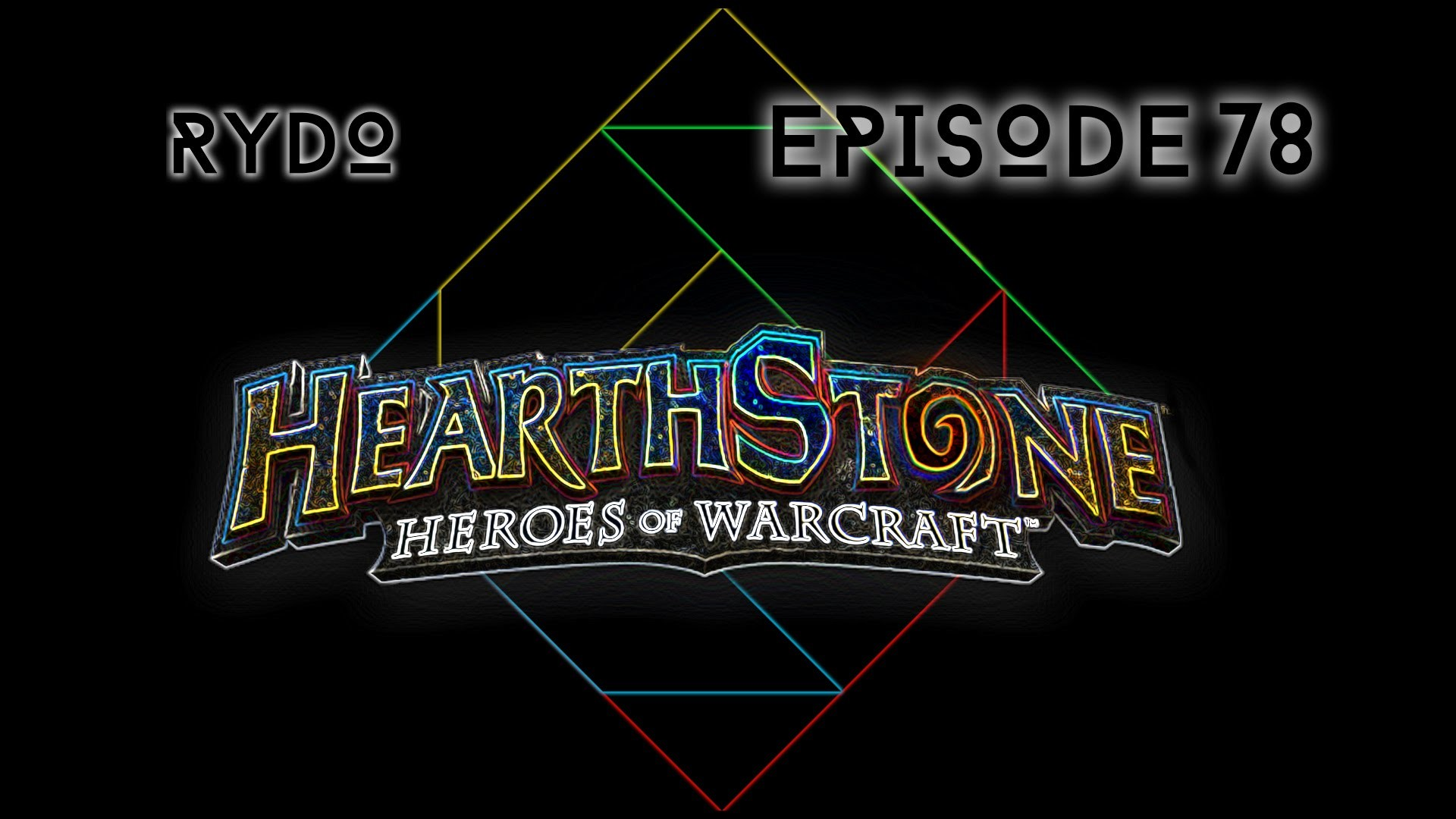 "Hearthstone – #78 ""Now Accepting Battle.net Friend Requests"" – Warlock &  Shaman Ranked Runs"