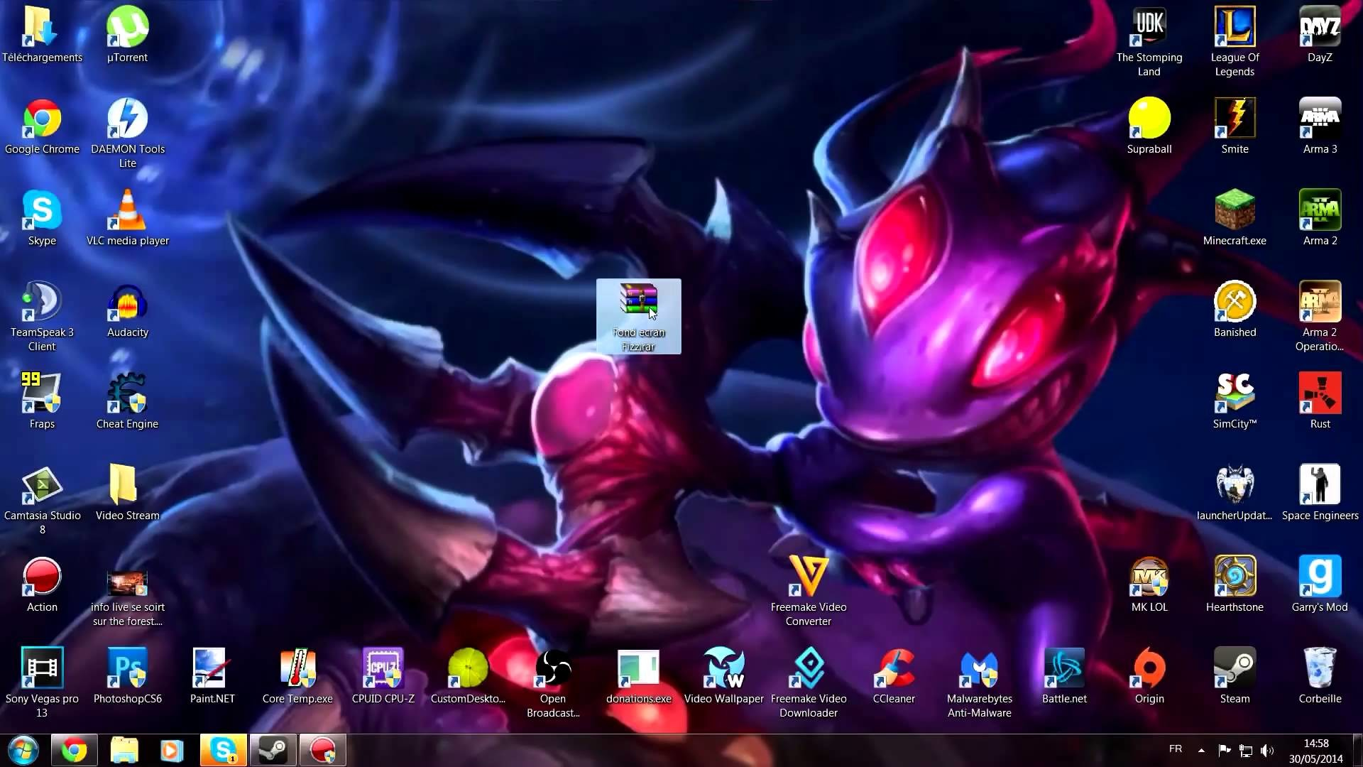 Fizz LoL Wallpapers HD Wallpapers Artworks for League of Legends