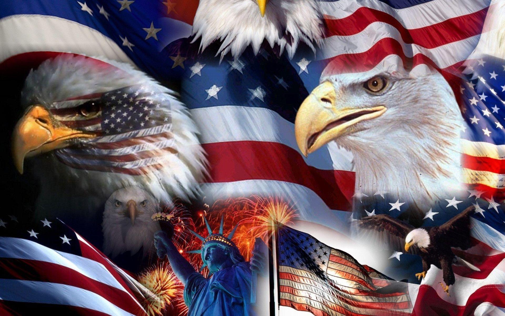 American Flag Wallpapers Wallpaper