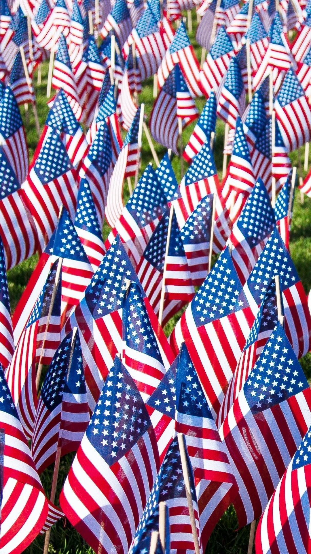 Iphone wallpaper American flags …