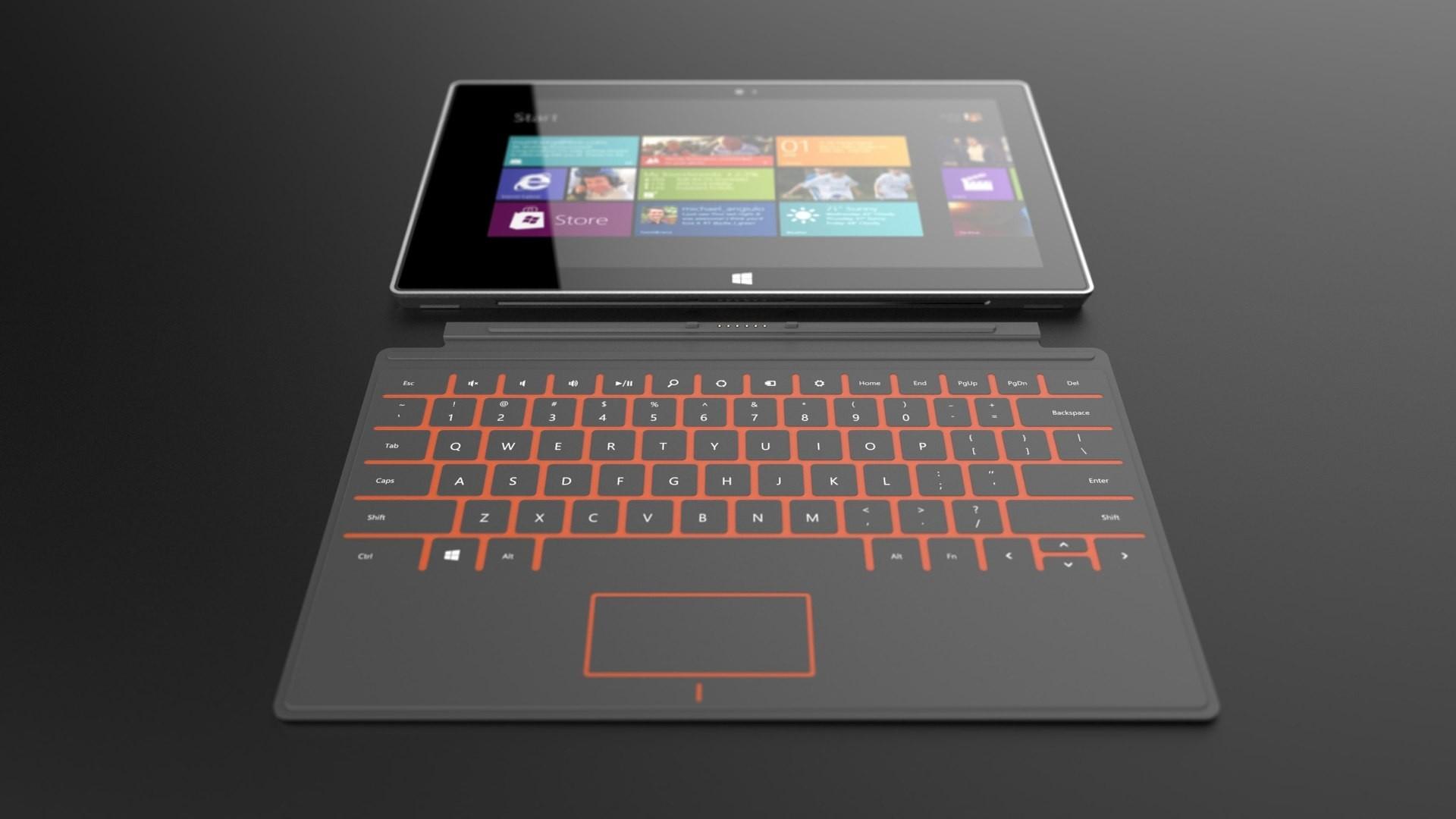 Microsoft Surface desktop PC and Mac wallpaper