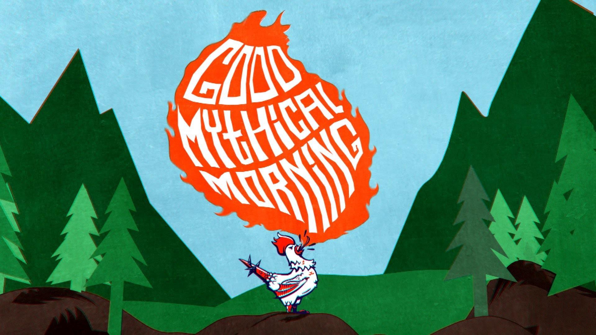 Good Mythical Morning- Ep. 1 Season 2 – YouTube