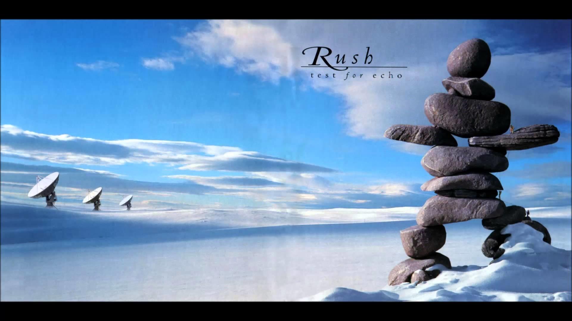 Rush Test For Echo Full Album HD HQ 1080p