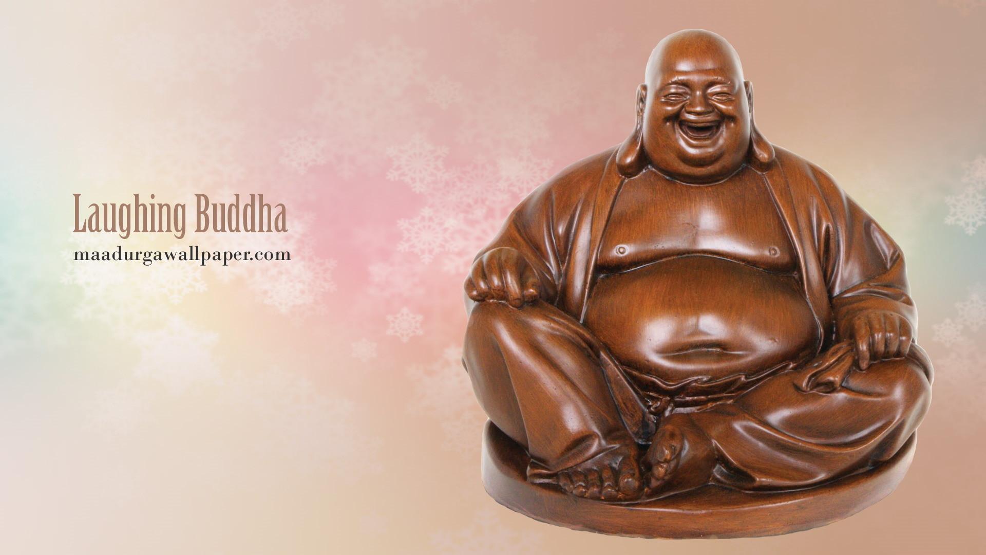 Laughing Buddha photo