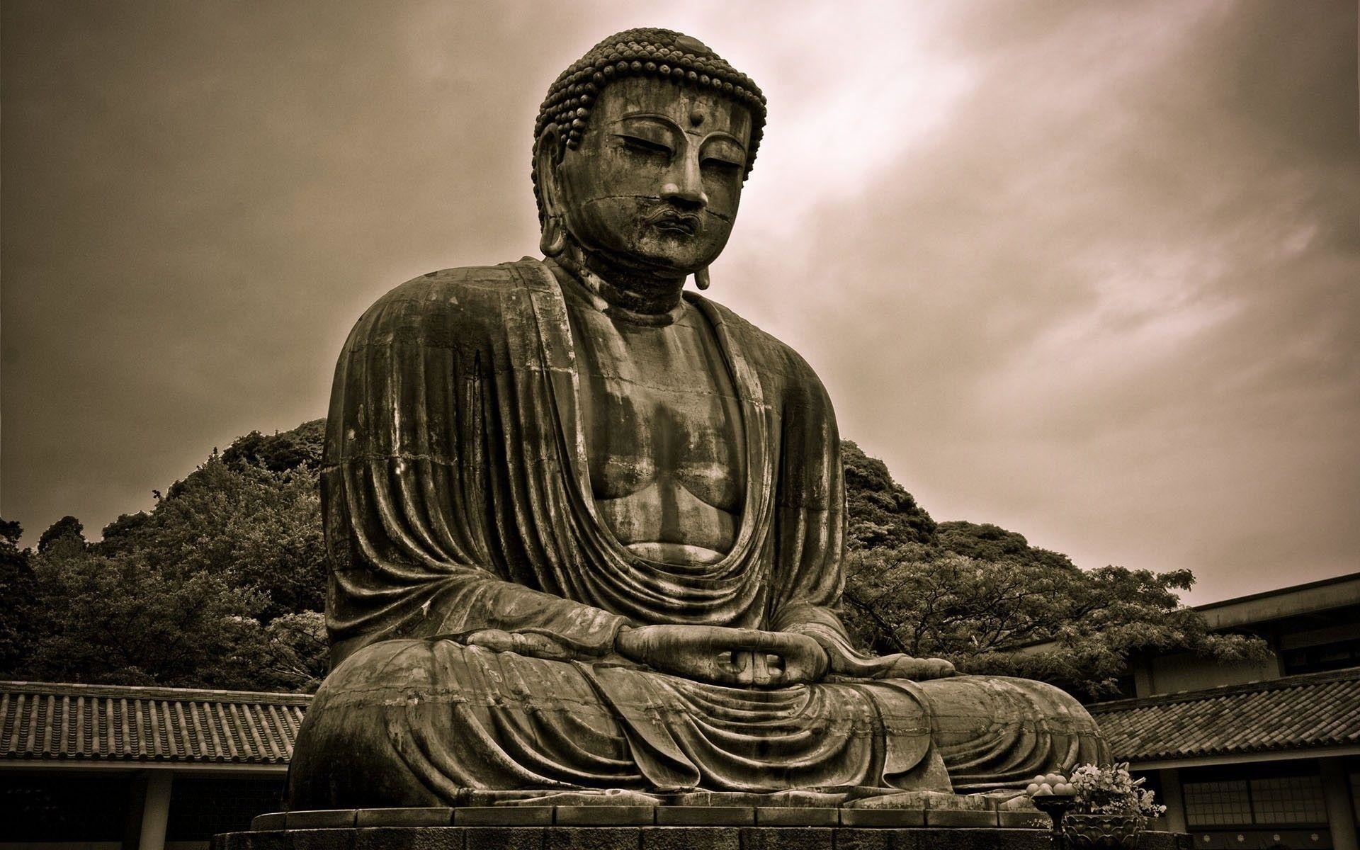 Wallpapers For > Buddha Wallpaper 1920×1080