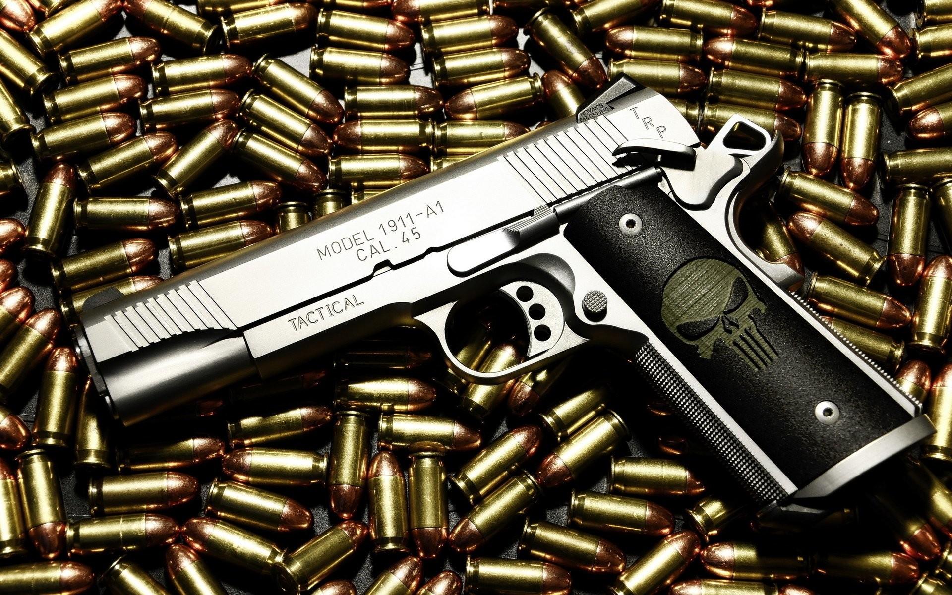 Guns And Ammo …