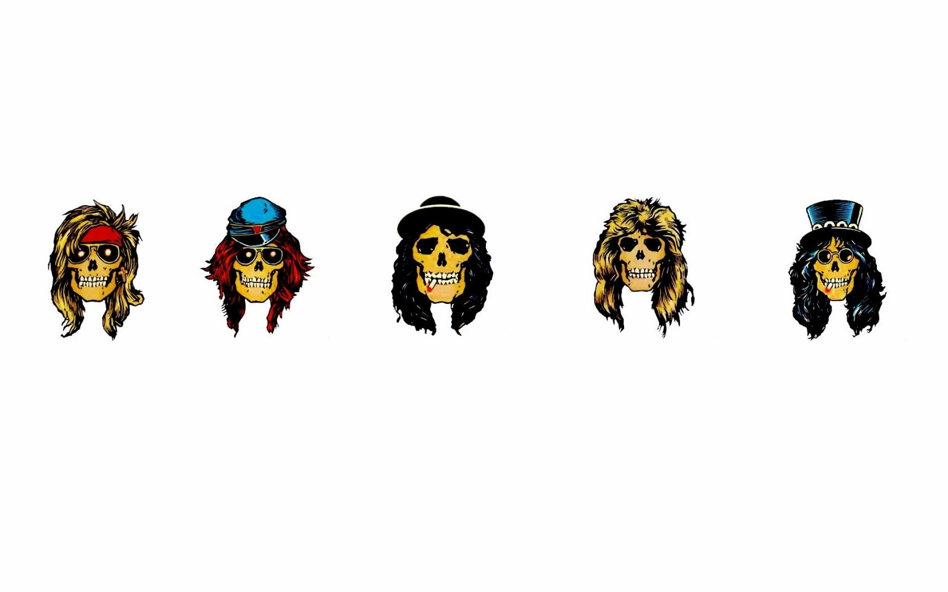 Guns N Roses Computer Wallpapers, Desktop Backgrounds | | ID .