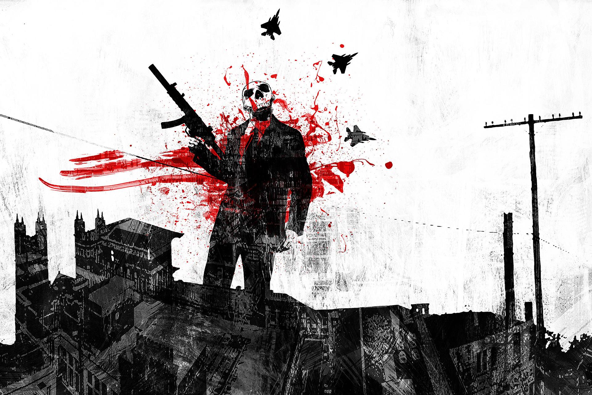 F4lc0n-6_deviantart_com political dark anarchy skulls war blood cities  weapons hyorror macabre wallpaper | | 22442 | WallpaperUP