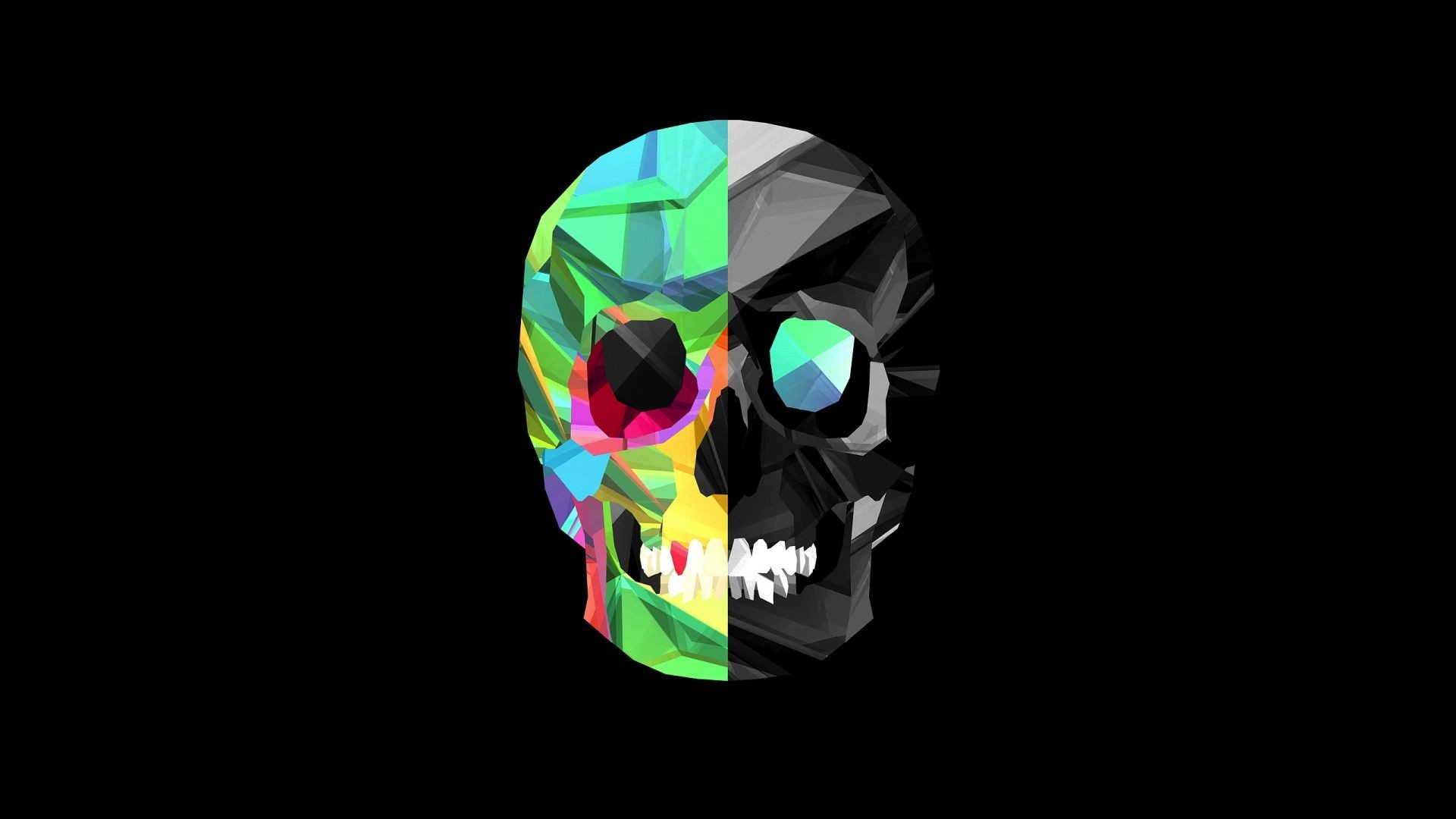Download Awesome Skull Wallpaper 4602 px High Resolution .