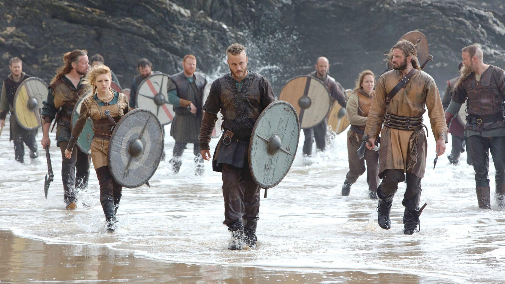 TV Show Vikings Wallpaper