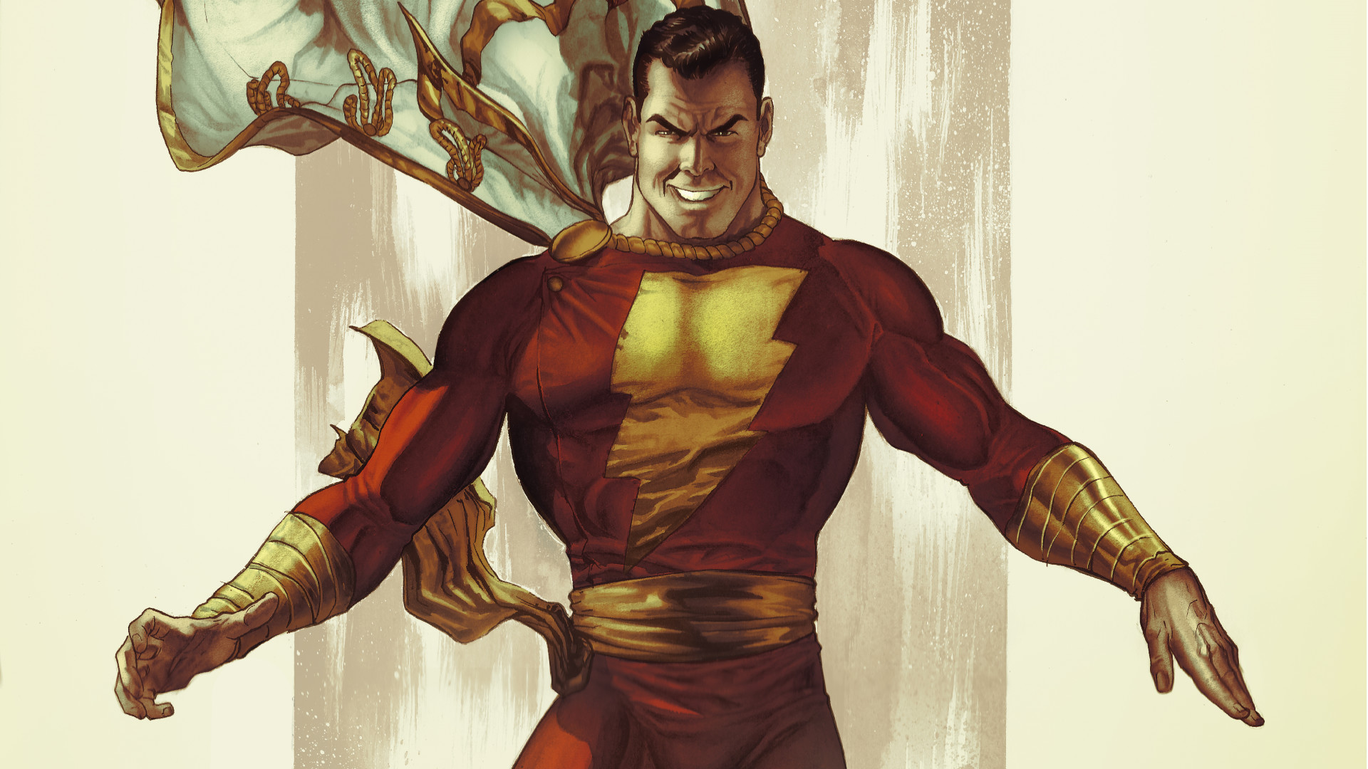 Explore More Wallpapers in the Shazam! Subcategory!