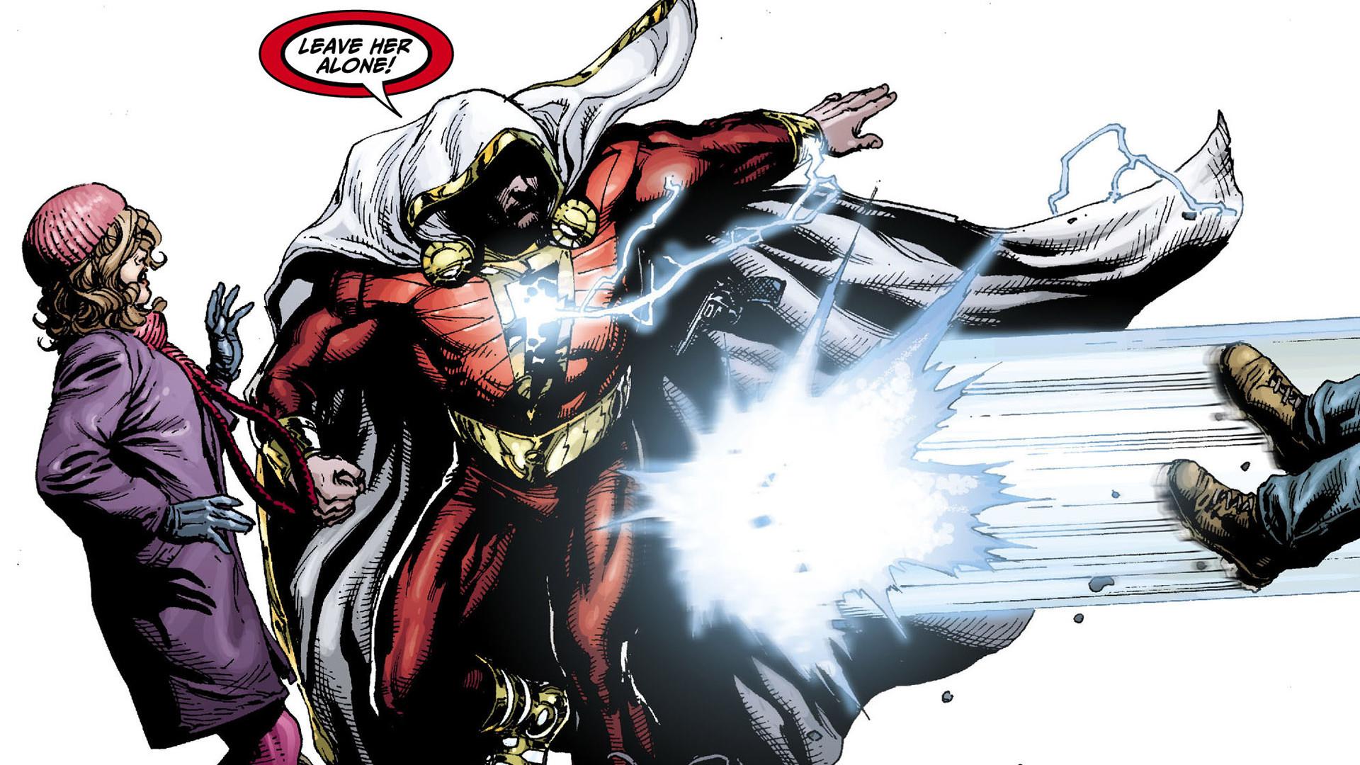 Comics – Shazam! Wallpaper
