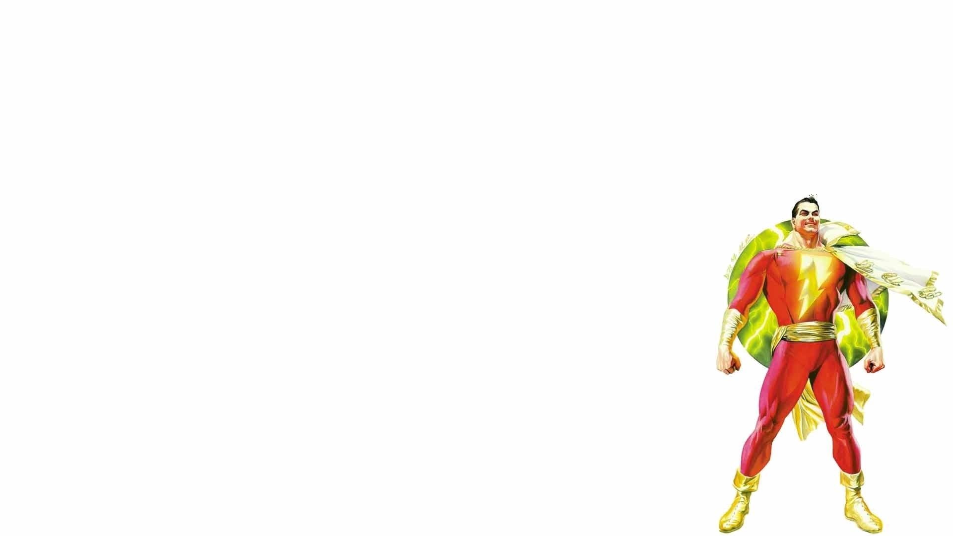 Comics – Shazam Wallpaper