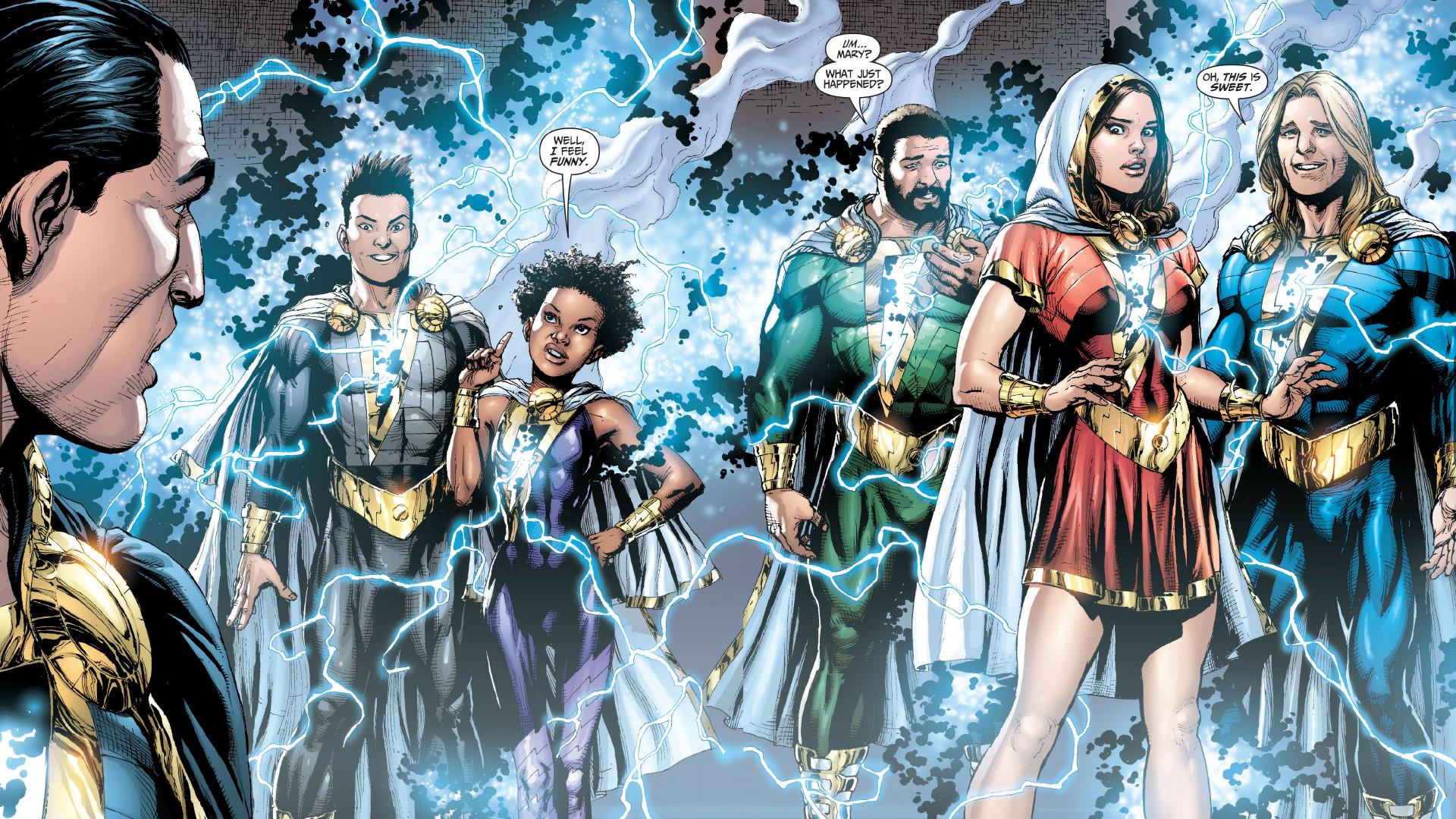 Dc Comics New 52 Wallpaper The pre-new 52 flashpoint