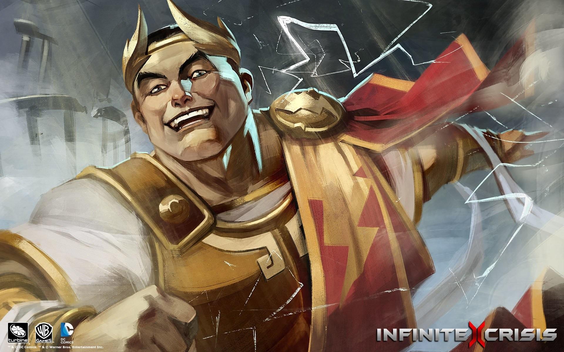 Video Game – Infinite Crisis Shazam Wallpaper