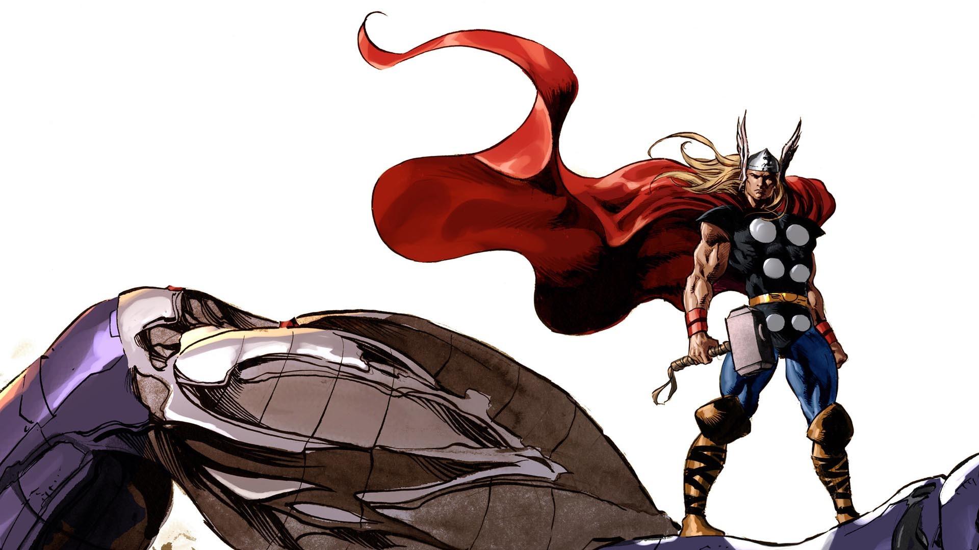 Thor vs Shazam (New 52) – Battles – Comic Vine