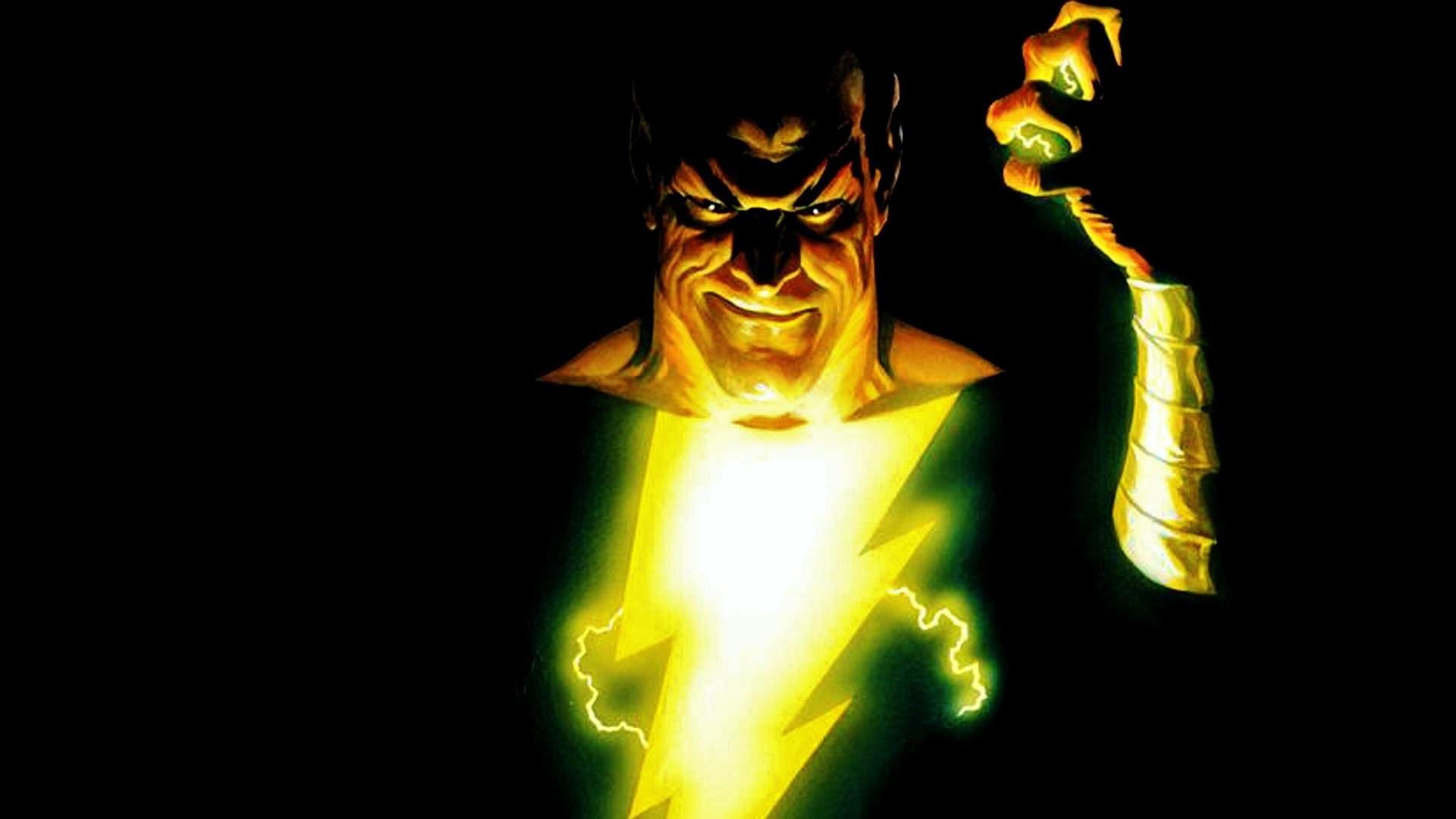 Dwayne Johnson Will Portray Black Adam In Upcoming Shazam .