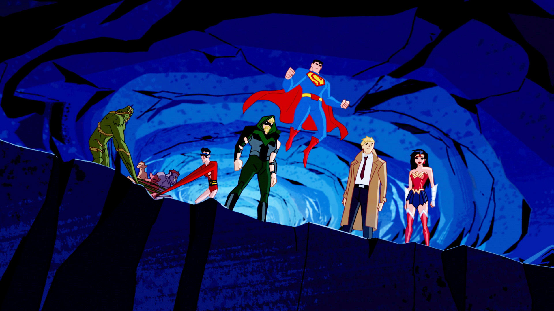 """Justice League Action – """"Shazam Slam"""" (clip)"""
