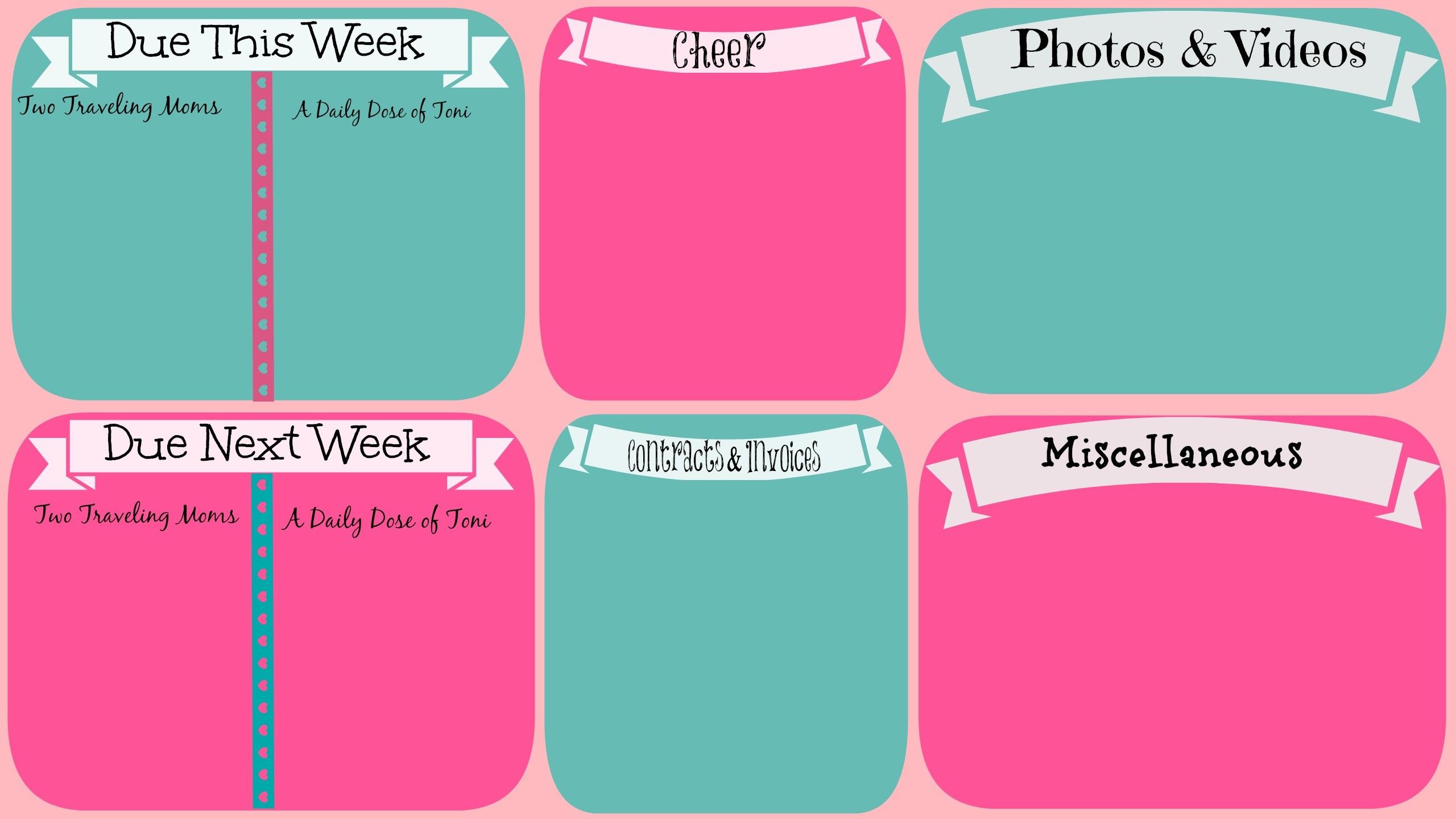 Final Pink Organization