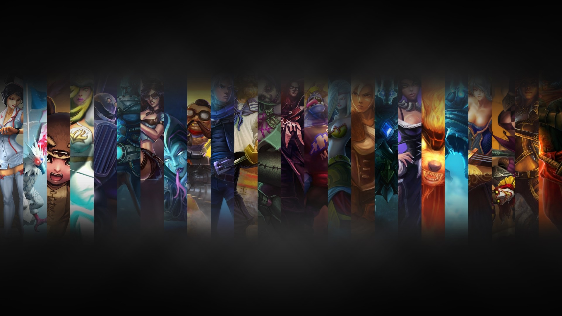 Desktop Backgrounds League Of Legends (53 Wallpapers)