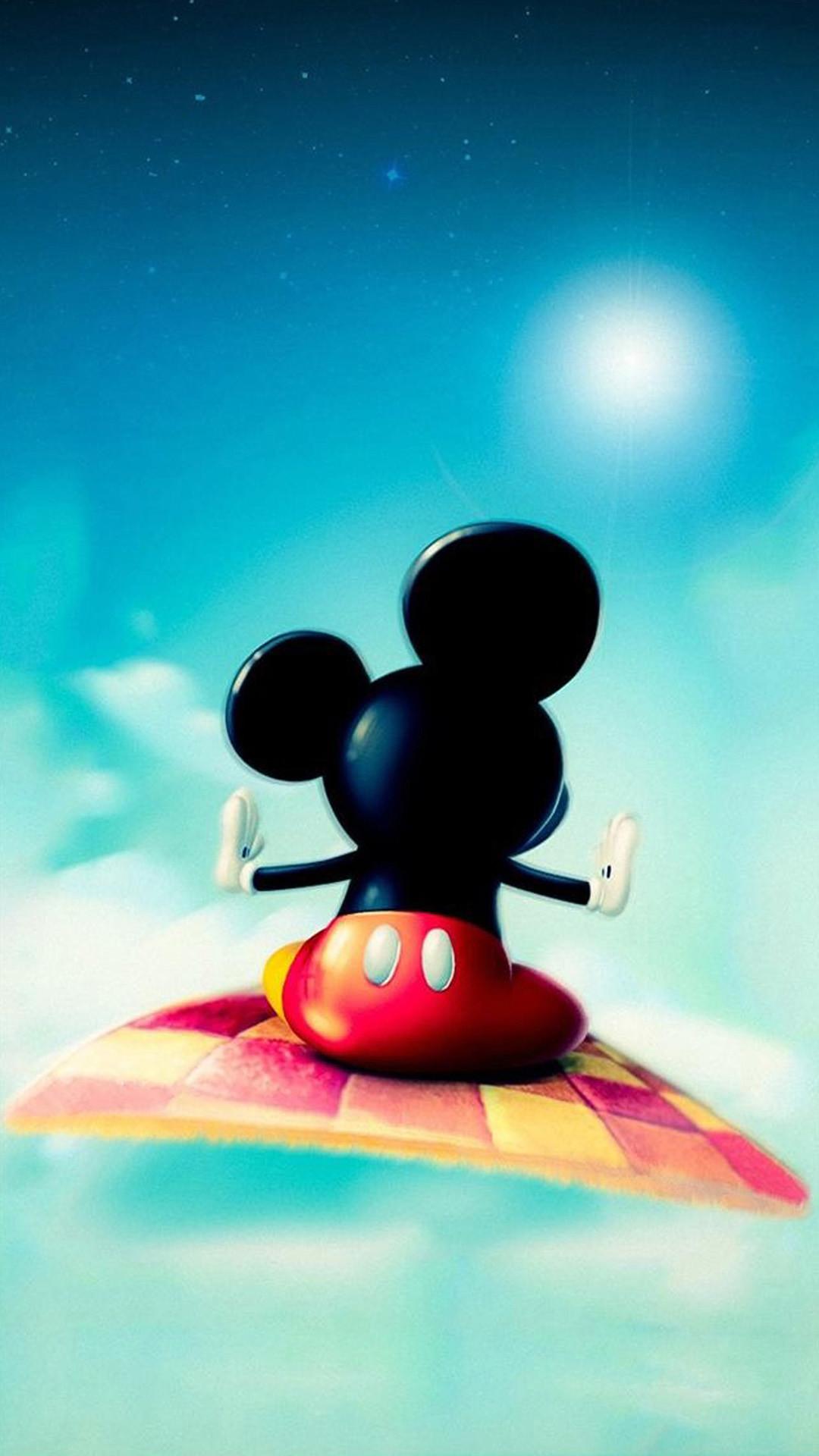 Disney cartoon background Galaxy S5 Wallpapers