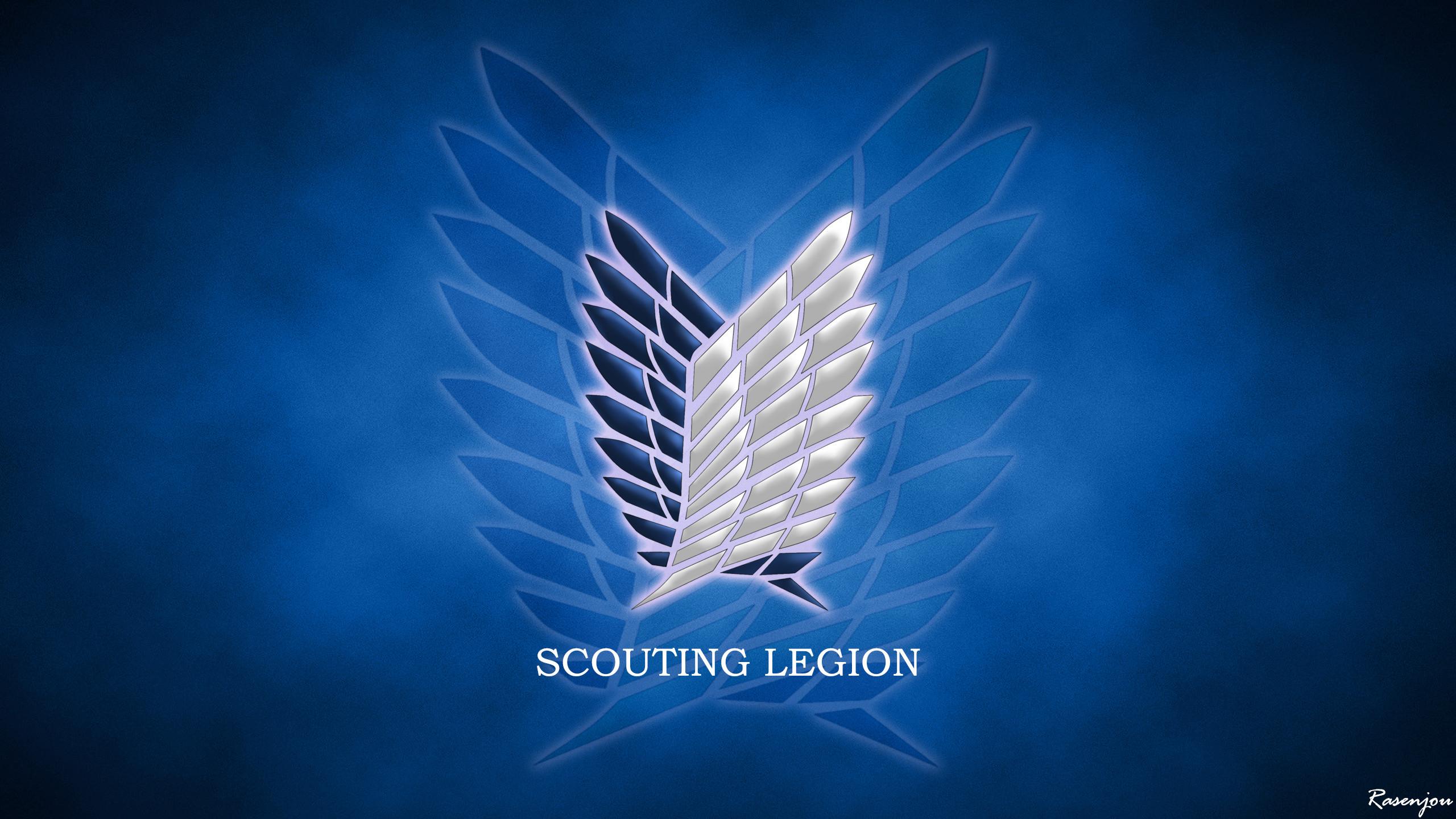 … Scouting Legion Wallpaper – Attack On Titan by rasenjou