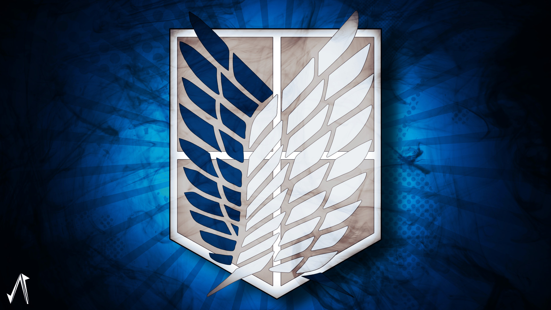 Wings of Freedom Wallpapers – WallpaperSafari Attack On Titan Wallpaper Hd Scouting  Legion