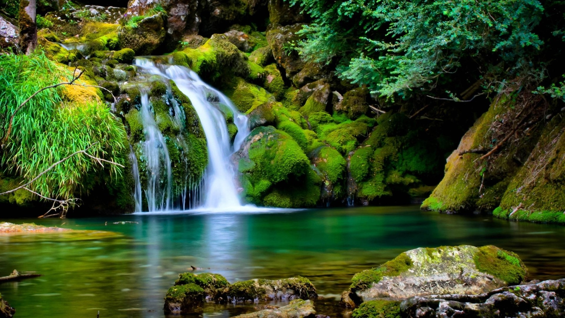 Beautiful Nature Desktop Wallpaper Wallpapers Gallery