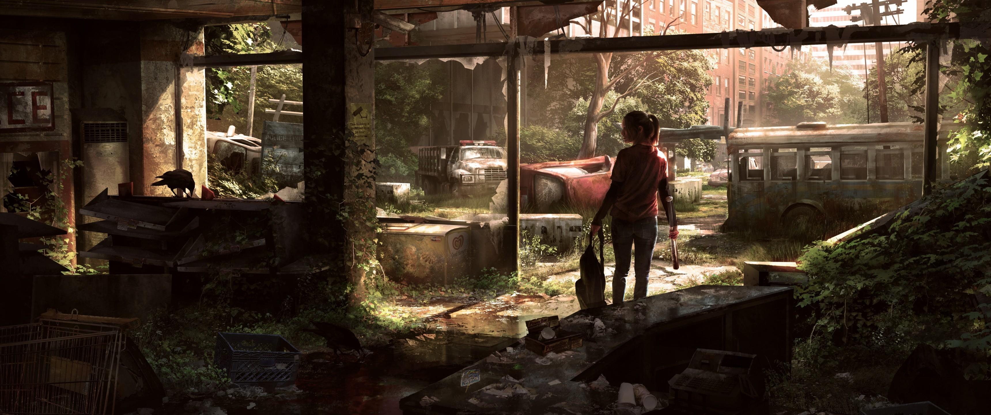 Last of Us [3440×1440] …